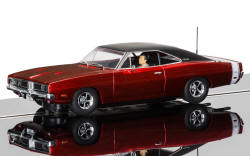 Scalextric Dodge Charger - Red - C3652