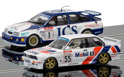 Touring Car Legends Twinpack - Ford Sierra RS500 and BMW E30 - C3693A