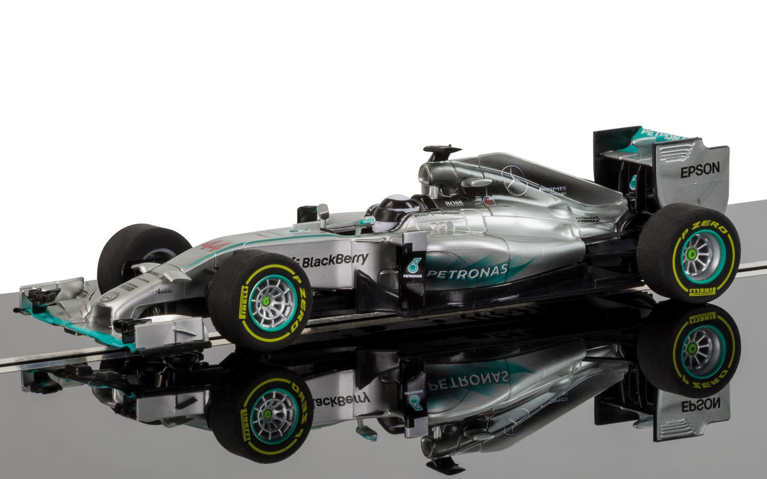 C3706 scalextric mercedes f1 2015 for Mercedes benz f1 shop