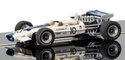C3707 - Scalextric Legends Team Lotus 49 - Pete Lovely