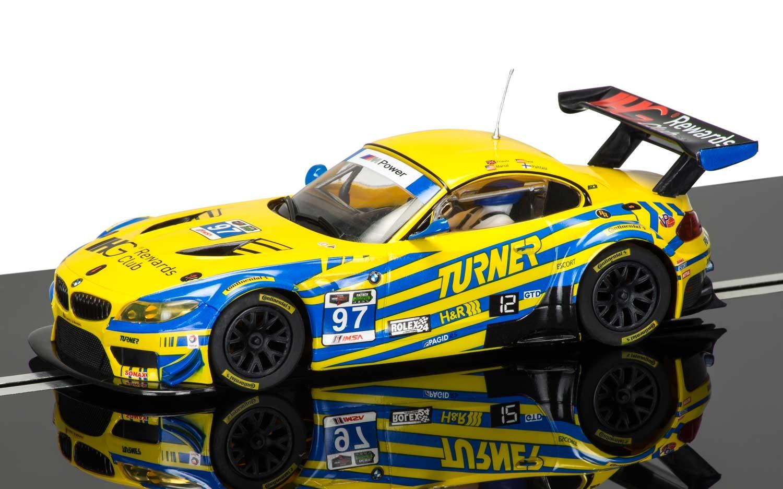 C3720 Scalextric Bmw Z4 Gt3 Daytona 24hr 2015