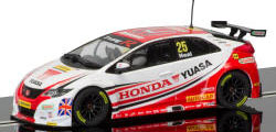 Scalextric BTCC Honda Civic No. 25 - Matt Neal - C3734
