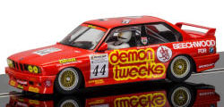 Scalextric BMW E30 M3 - BTCC 1988, Brands Hatch - C3739