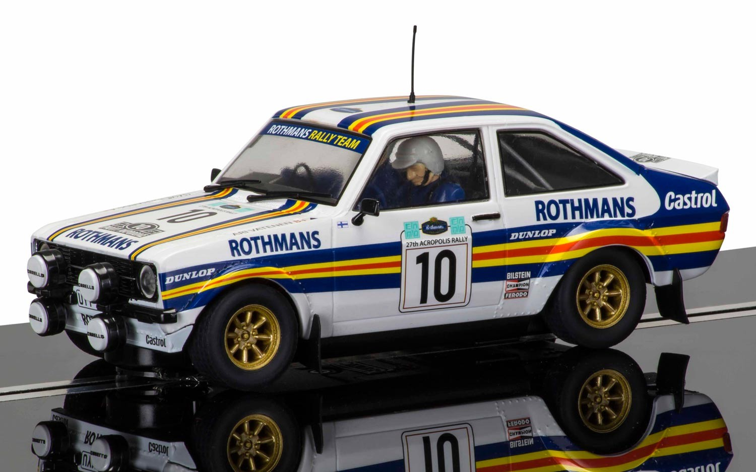 Scalextric Slot Car Shop - Rally Cars