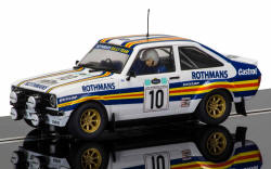 Scalextric Ford Escort MK2 - Acropolis Rally 1980 - C3749