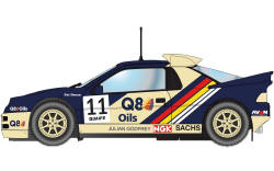 Scalextric Ford RS200 - Round 8 Erc, France 1992 - C3753