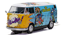 C3933 - Scalextric VW Panel Van T1b - DC Comics