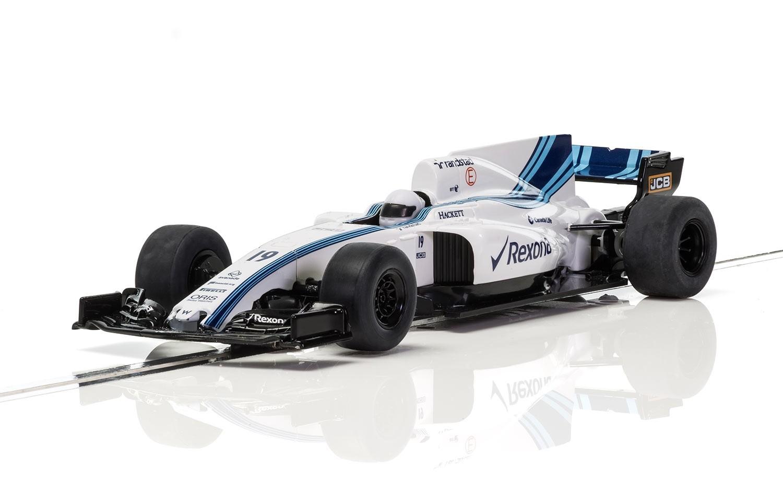 Beautiful Scalextric 2017 Williams Formula 1 Car F.Massa   C3955