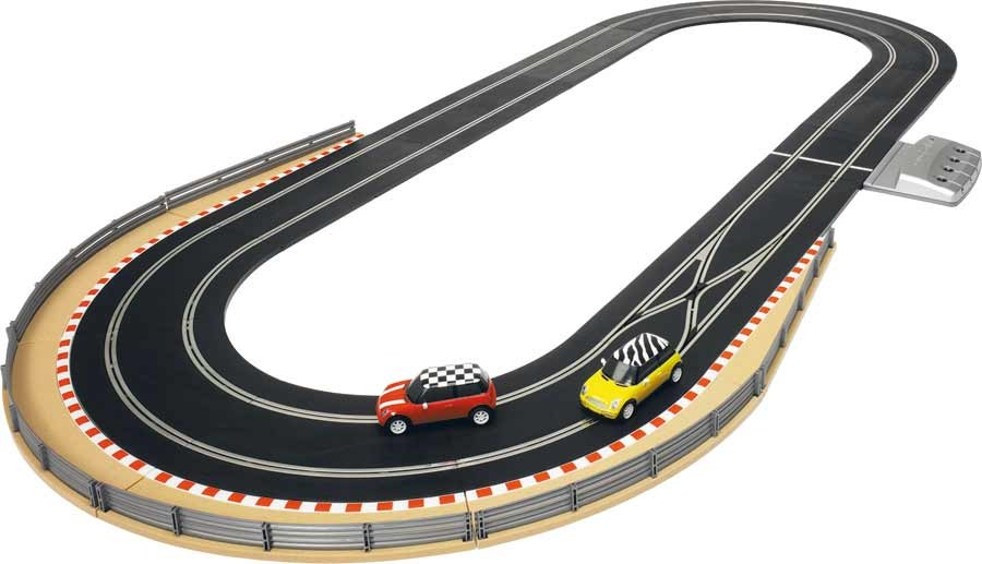 Scalextric digital slot car sets poke bowl saumon