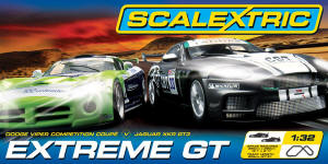 Scalextric - Extreme GT Race Set - C1255