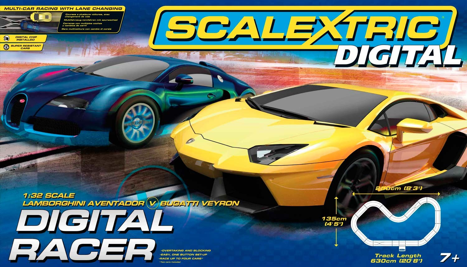 Scalextric Race Sets Race Sets Slot Car Sets