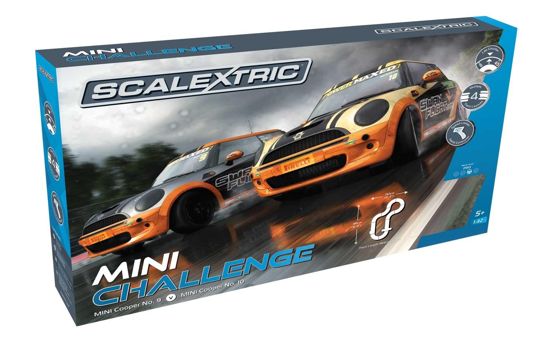 New Slot Car Racing Sets