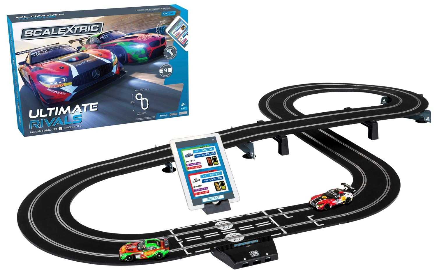 New Slot Car Technology