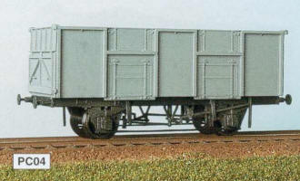 PC04 - BR 24.5T Coal Wagon