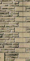Superquick Papers - D10 Grey Sandstone Coursers Walling